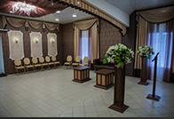Прощальный зал в Ижевске